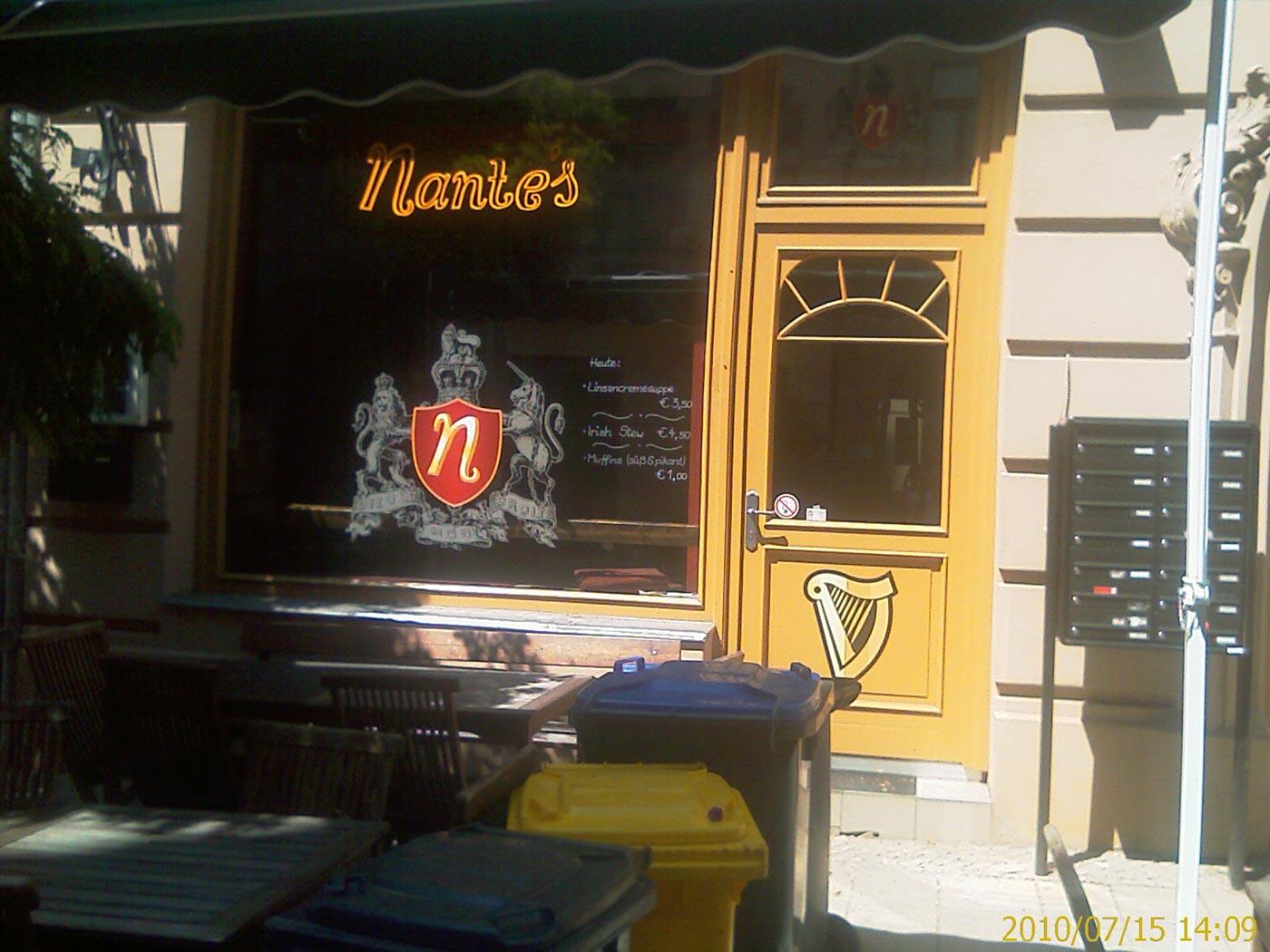 Nante's Pub in Halle