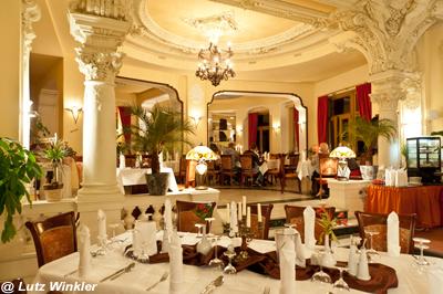 Restaurant Hohenzollern in Halle