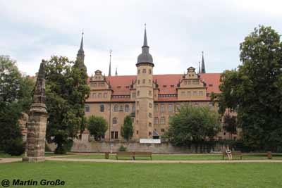 Schloss Merseburg in Merseburg