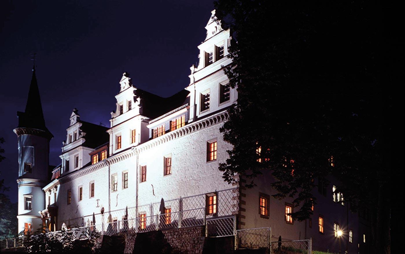 Schlosshotel Schkopau in Schkopau
