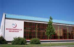 Schwimmhalle Neustadt in Halle