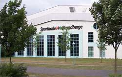 Brandbergkomplex in Halle