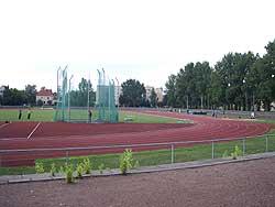 Sportkomplex Robert-Koch-Straße in Halle