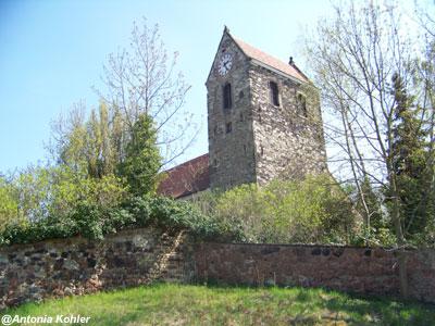 St. Briccius-Kirche in Halle