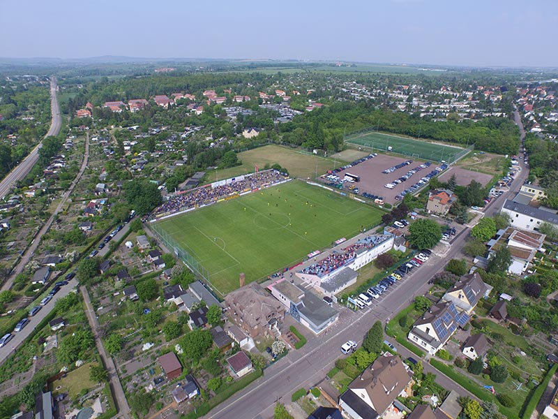 HWG-Stadion am Zoo  in Halle