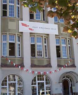 Stadtbibliothek Halle
