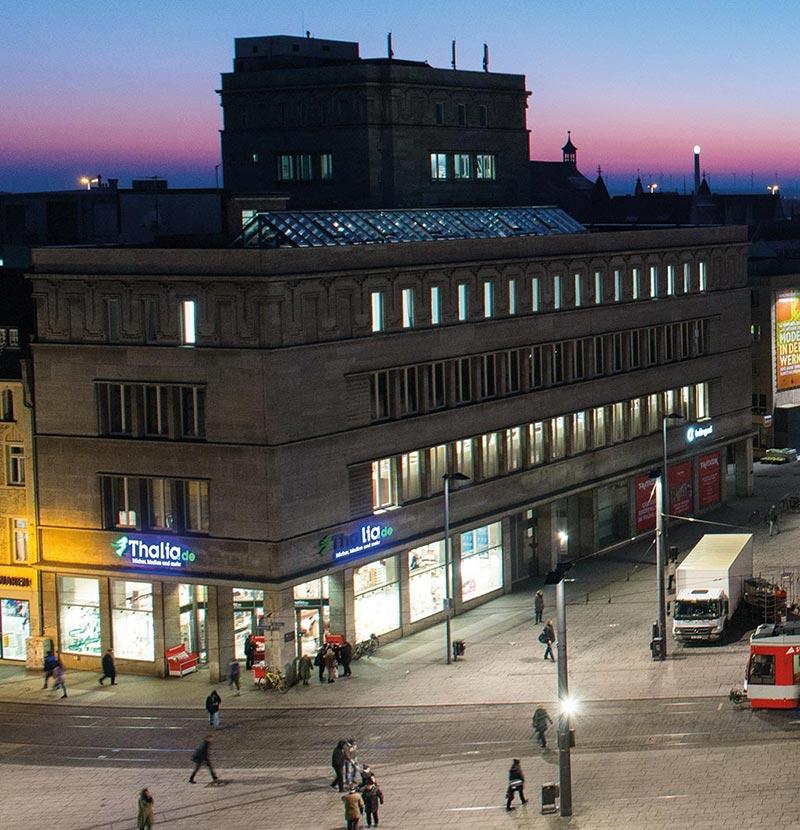 Thalia Buchhandlung in Halle