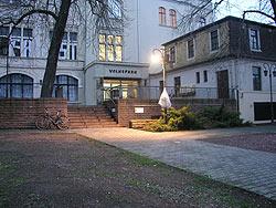 Volkspark in Halle