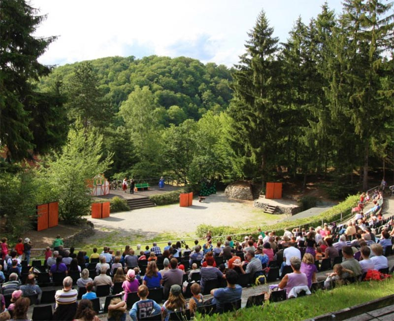 Waldbühne Altenbrak in Altenbrak