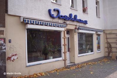 Waschhaus in Halle